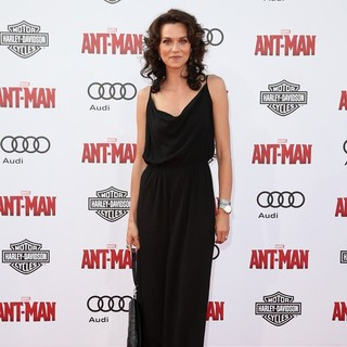 Hilarie Burton in Premiere of Marvel's Ant-Man - Red Carpet Arrivals
