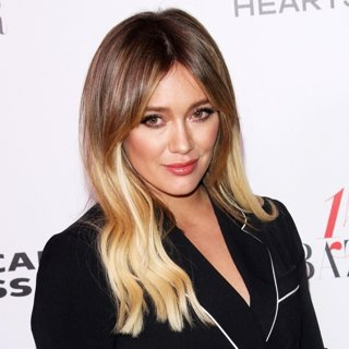 Hilary Duff in Harper's Bazaar Celebrates 150 Most Fashionable Women - Arrivals