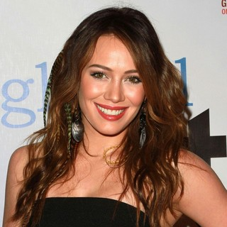 Hilary Duff in 1st Annual Global Action Awards Gala - Arrivals