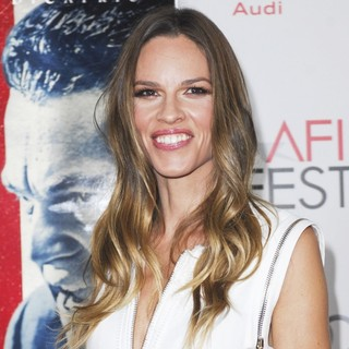 Hilary Swank in AFI Fest 2011 Opening Night Gala World Premiere of J. Edgar