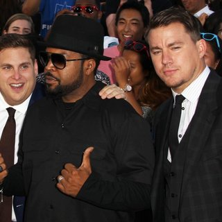 Jonah Hill, Ice Cube, Channing Tatum in Premiere of Columbia Pictures' 22 Jump Street