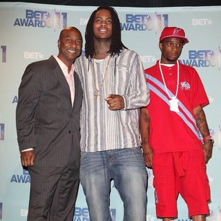 Stephen Hill, Waka Flocka Flame, Scott Dawson in 2011 BET Awards Nominees Announcement
