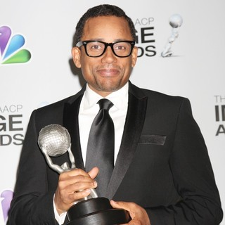 Hill Harper in The 43rd Annual NAACP Awards - Press Room