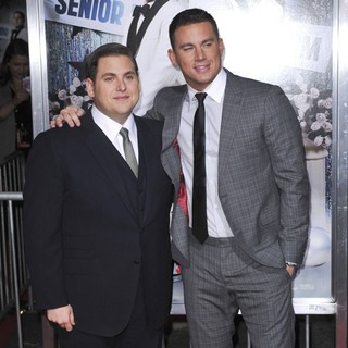Jonah Hill - Los Angeles Premiere of 21 Jump Street - Arrivals