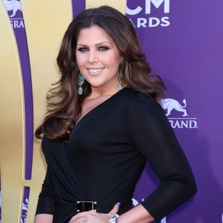 Hillary Scott, Lady Antebellum in 2012 ACM Awards - Arrivals