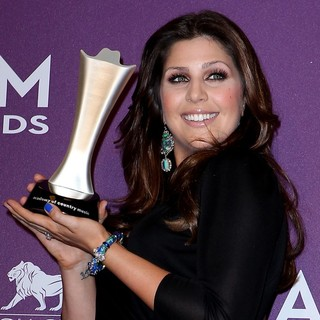 Hillary Scott, Lady Antebellum in 2012 ACM Awards - Press Room