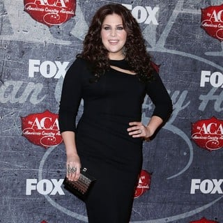 Hillary Scott, Lady Antebellum in 2012 American Country Awards - Arrivals