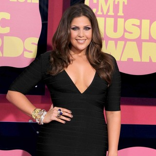 Hillary Scott, Lady Antebellum in 2012 CMT Music Awards