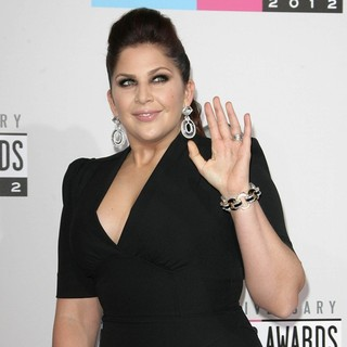 Hillary Scott, Lady Antebellum in The 40th Anniversary American Music Awards - Arrivals