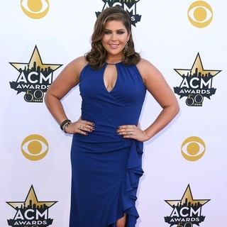 Lady Antebellum in 50th Academy of Country Music Awards - Arrivals - hillary-scott-50th-academy-of-country-music-awards-01
