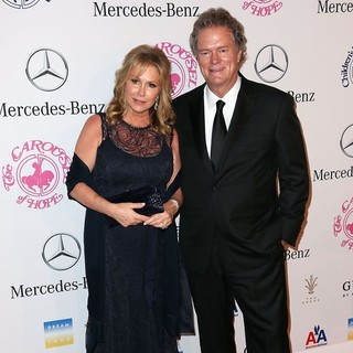 Kathy Hilton, Rick Hilton in 26th Anniversary Carousel of Hope Ball - Presented by Mercedes-Benz - Arrivals