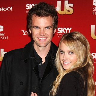 Tyler Hilton, Megan Park in US Weekly's Hot Hollywood 2009 Party - Arrivals