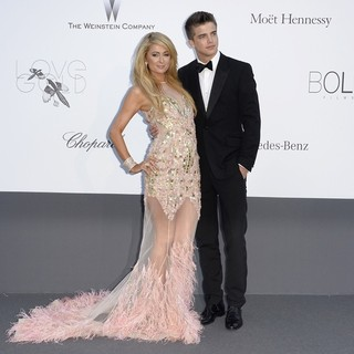 Paris Hilton, River Viiperi in 66th Cannes Film Festival - amfAR's 20th Annual Cinema Against AIDS - Arrivals