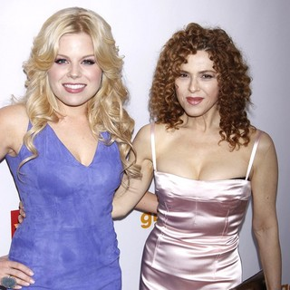 Megan Hilty, Bernadette Peters in 23rd Annual GLAAD Media Awards