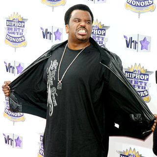 Craig Robinson in 7th Annual VH1 Hip Hop Honors - Arrivals