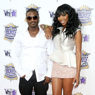 Ray J, Brandy in 7th Annual VH1 Hip Hop Honors - Arrivals