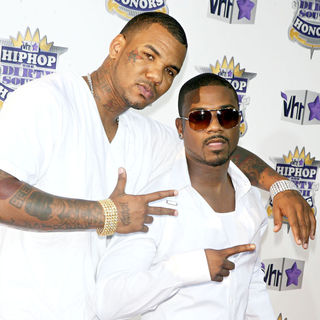 The Game, Ray J in 7th Annual VH1 Hip Hop Honors - Arrivals
