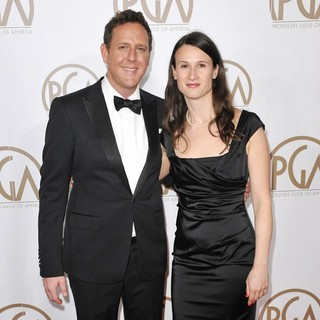 Lee Hirsch, Cynthia Lowen in 24th Annual Producers Guild Awards - Arrivals