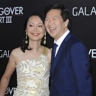 Tran Ho, Ken Jeong in Los Angeles Premiere of The Hangover Part III