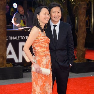 Ken Jeong in The Hangover Part III - European Film Premiere - ho-jeong-the-hangover-part-iii-european-premiere-01