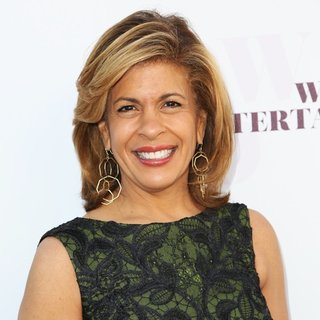 Hoda Kotb - The Hollywood Reporter's 23rd Annual Women in Entertainment Breakfast - Arrivals