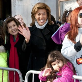 Hoda Kotb in 86th Annual Macy's Thanksgiving Day Parade