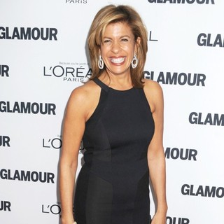 Hoda Kotb in Glamour Magazine's 23rd Annual Women of The Year Gala - Arrivals