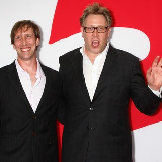 Erich Hoeber, Jon Hoeber in Los Angeles Premiere of Red 2