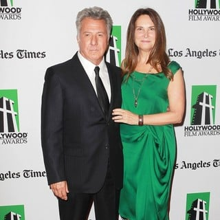 Dustin Hoffman, Lisa Gottsegen in 16th Annual Hollywood Film Awards Gala