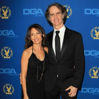 Susanna Hoffs, Jay Roach in 65th Annual Directors Guild of America Awards - Arrivals