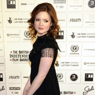 Holliday Grainger in The British Independent Film Awards
