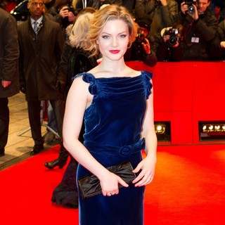 Holliday Grainger in 62nd Annual Berlin International Film Festival - Bel Ami Premiere Red Carpet Arrivals - holliday-grainger-62nd-annual-berlin-international-film-festival-02