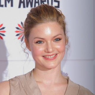 Holliday Grainger in British Independent Film Awards 2012 - Arrivals - holliday-grainger-british-independent-film-awards-2012-01