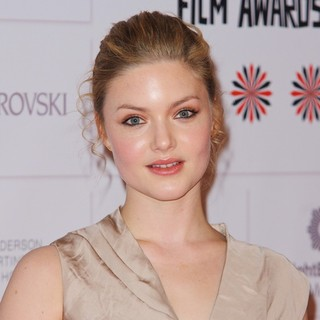 Holliday Grainger in British Independent Film Awards 2012 - Arrivals - holliday-grainger-british-independent-film-awards-2012-02