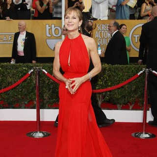 Holly Hunter in The 20th Annual Screen Actors Guild Awards - Arrivals