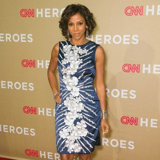 Holly Robinson Peete in 2011 CNN Heroes: An All-Star Tribute