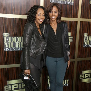Holly Robinson Peete in Spike TV's Eddie Murphy: One Night Only