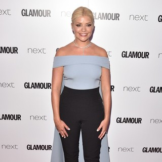 Holly Willoughby in 2016 Glamour Women of The Year Awards - Arrivals