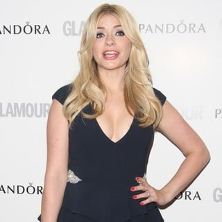 Holly Willoughby in The Glamour Women of The Year Awards 2012 - Arrivals