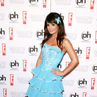 Laura Croft in Holly Madison and The Cast of E! Entertainment Televisions Newest Series 'Holly's World'