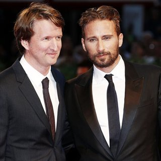 Tom Hooper, Matthias Schoenaerts in 72nd Venice Film Festival - The Danish Girl - Premiere