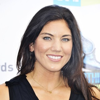Hope Solo in The DoSomething.org and VH1's 2012 Do Something Awards