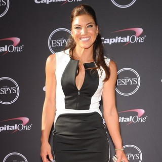 Hope Solo in The 2013 ESPY Awards