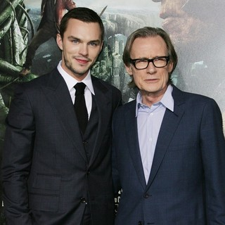 Nicholas Hoult, Bill Nighy in Premiere of Jack the Giant Slayer