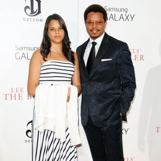 Heaven Howard, Terrence Howard in New York Premiere of Lee Daniels' The Butler - Red Carpet Arrivals