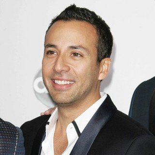 Howie Dorough, Backstreet Boys in The 40th Anniversary American Music Awards - Arrivals