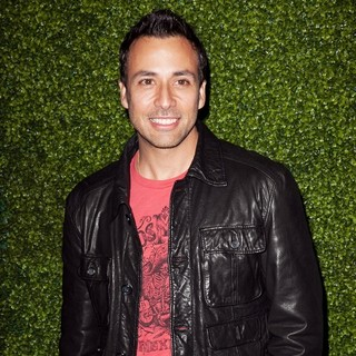 Howie Dorough, Backstreet Boys in The Black Eyed Peas and Friends Peapod Benefit Concert