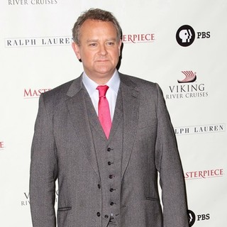 Hugh Bonneville in Downton Abbey Season 3 Photocall - hugh-bonneville-photocall-downton-abbey-season-3-03
