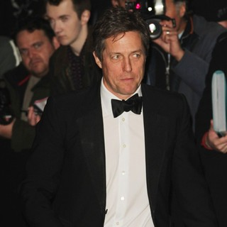 Hugh Grant in London Evening Standard Theatre Awards - Arrivals
