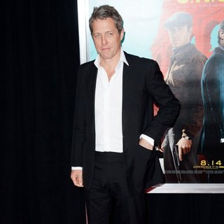 Hugh Grant - The Man from U.N.C.L.E. New York Premiere - Red Carpet Arrivals